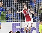 Foto: Ajax moet vrezen voor uitschakeling na frustrerende avond