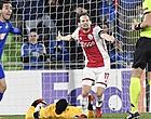 """Foto: De Boer wijst linksback aan: """"Hij heeft er vaak gespeeld"""""""