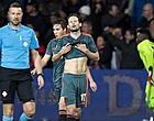 Foto: Ajax-fans woedend na debacle: 'Waar is hij mee bezig?'