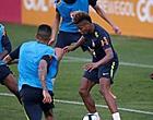 Foto: 🎥 David Neres maakt oogverblindend mooi doelpunt op training Brazilië