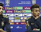 Foto: Brazilianen halen uit over David Neres: 'Ontzettend dom'