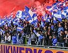 """Foto: De Graafschap-supporters opnieuw in de fout: """"Waardeloze, belachelijke actie"""""""