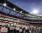 Foto: 'Bij Ajax schudt het stadion alleen bij optredens Red Hot Chili Peppers'