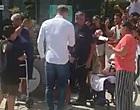 Foto: 🎥 De Ligt komt voor het eerst naar buiten na medische keuring, fans worden gek