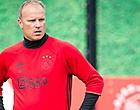 """Foto: Bergkamp koestert geen wrok: """"Mooi om te zien"""""""