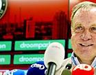 Foto: 'Feyenoord plaatst bom onder samenwerking met Advocaat'