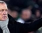 Foto: Feyenoord-bankzitter lyrisch over Advocaat: 'Die man is nog zó scherp'