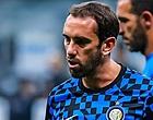 Foto: 'Godin maakt weg vrij voor Vidal bij Internazionale'