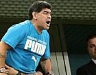 "Foto: Maradona gaat los op Argentinië: ""Zelfs Tonga wint van ons"""
