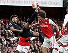 Foto: VIDEO: Calvert-Lewin scoort geweldige goal tegen Arsenal