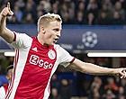 Foto: 'Van de Beek stelt harde voorwaarde aan Ajax-vertrek'