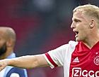 Foto: 'Van de Beek ziet eindelijk doorbraak op transfermarkt'