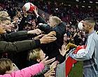 Foto: Ajax-watcher schetst plannen na blessure Ziyech