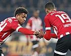 Foto: Malen schiet PSV in extremis naar gelijkspel tegen Heerenveen