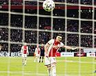 "Foto: Fans gaan los tijdens Ajax-RKC: ""Ga je schamen"""