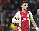 """Foto: Tadic ziet Ajax naar bedenkelijk niveau afglijden: """"Dit is onacceptabel"""""""