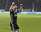 Foto: Onvrede binnen Ajax-selectie: 'Wij vinden het helemaal niks'