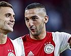 """Foto: Tadic kijkt alleen naar Ajax: """"De scheidsrechter is heel goed"""""""
