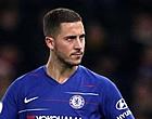Foto: Chelsea reageert bijzonder duidelijk op ontbreken Hazard in Team of the Year