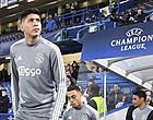 Foto: 'Edson Álvarez krijgt opvallend nieuws bij Ajax'