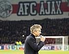 Foto: Ajax slaat met vuist op tafel door corona: té duur