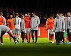 Foto: Oranje kan alsnóg 'angstgegner' loten op EK 2020