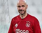 Foto: 'Ten Hag kan droomtransfer verdienen met Ajax-succes'