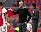 Foto: Ten Hag reageert op Zahavi-gerucht rond Ajax