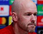 Foto: Ten Hag hoopt op grote transferstunt: 'Kan zomaar gebeuren'