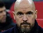 Foto: Ajax-trainer Ten Hag spreekt zich uit over aanwinst: 'Mooi om te zien'