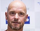 Foto: Bizar nieuwtje valt slecht bij Ajax-fans: 'Ten Hag niet goed bij zijn hoofd'
