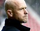 Foto: 'Ten Hag heeft onvoldoende vertrouwen in Ajax-speler'