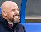 Foto: Ten Hag hint naar opvallende verandering in Ajax-opstelling