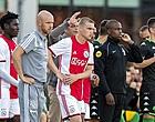 """Foto: Ajax-fans zien lichtpuntje ondanks verlies: """"Heerlijke aankoop"""""""