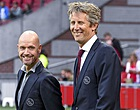 Foto: Edwin van der Sar kondigt Ajax-investering van 60 miljoen euro aan