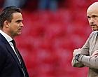 Foto: Ajax neemt 'groot risico': 'Er zit een addertje onder het gras'