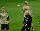 Foto: 'Ajax mogelijk met verrassende naam tegen PSV'