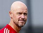 Foto: Opstelling Ajax voor eerste oefenwedstrijd: rentree Stekelenburg