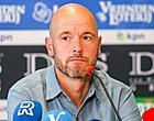 Foto: Ten Hag doet transferbelofte aan Ajax-supporters