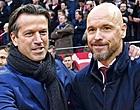 Foto: 'Ajax past valse truc toe jegens Eredivisie-clubs'