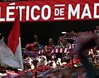 Foto: Spelers en staf Atlético Madrid levert zeventig procent salaris in