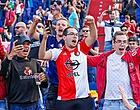 Foto: Kijkers Feyenoord-Twente schrikken: 'KNVB moet ingrijpen'