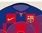Foto: 'Bizar nieuw Barcelona-shirt in de maak: bestuur al akkoord'