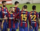 Foto: 'Drama voor Koeman: Barça-selectie in oorlog'