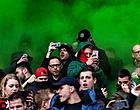Foto: Feyenoord-fans halen keihard uit: 'Dit is toch niet te geloven'