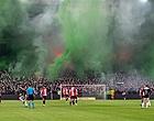 Foto: Amsterdam lacht zich stuk om bizar 'Ajax-detail' in De Kuip