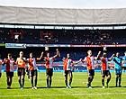 Foto: Zorgen om Feyenoord: 'Dat kan in Europa echt niet'