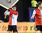 """Foto: Kökcü kijkt al verder vooruit: """"Via Feyenoord naar de Europese top"""""""