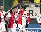 Foto: Vermoedelijke opstelling Feyenoord: één wijziging in de basiself