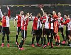 """Foto: Geloof bij Feyenoord: """"Die zijn toch een beetje aangeslagen nu"""""""
